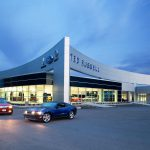 Ted Russell Ford Dealership Photos